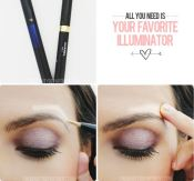 Throw A Light-Colored Concealer Above The Arch Of Your Brow To Get Instant Eye Lift