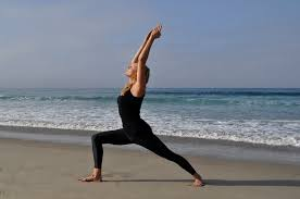 Virabhadrasana I – Warrior I Pose
