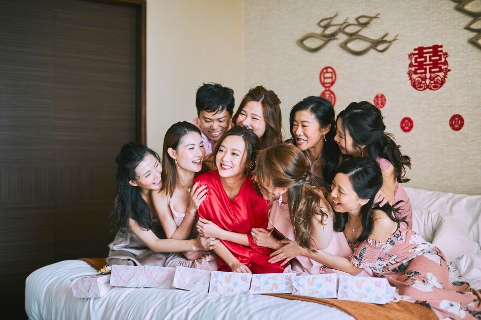 Priscilla and Ryan zOO Hong Kong Wedding Day photography 婚攝 - Gold Coast Hong Kong 香港黃金海岸酒店
