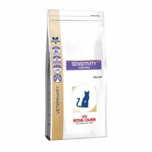 Лечебный сухой корм для кошек при пищевой аллергии/непереносимости Royal Canin SENSITIVITY CONTROL FELINE