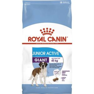 Сухой корм для активных щенков гигантских пород Royal Canin GIANT JUNIOR ACTIVE (старше 8 месяцев)