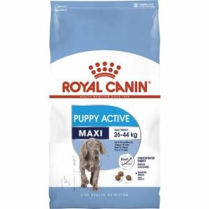 Сухой корм для активных щенков крупных пород Royal Canin MAXI PUPPY ACTIVE (до 15 месяцев)