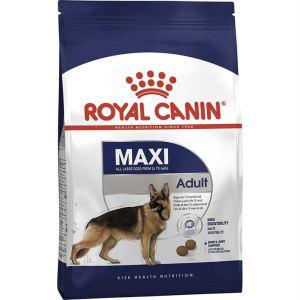 Сухой корм для собак крупных пород Royal Canin MAXI ADULT (старше 15 месяцев)