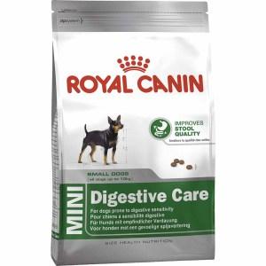 Сухой корм для собак мелких пород с чувствительным пищеварением Royal Canin MINI DIGESTIVE CARE