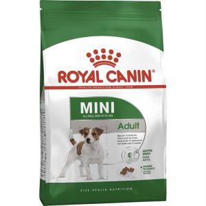 Сухой корм для собак мелких пород Royal Canin MINI ADULT (старше 10 месяцев)