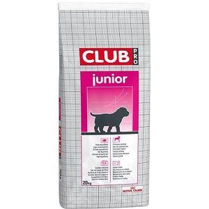 Корм для щенков средних и крупных пород Royal Canin CLUB PRO JUNIOR
