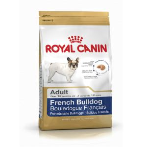 Сухой корм для собак породы Французский бульдог Royal Canin FRENCH BULLDOG ADULT (старше 12 месяцев)