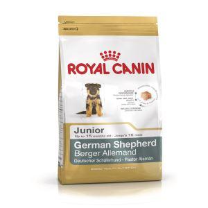 Сухой корм для щенков породы Немецкая овчарка Royal Canin GERMAN SHEPHERD JUNIOR (до 15 месяцев)