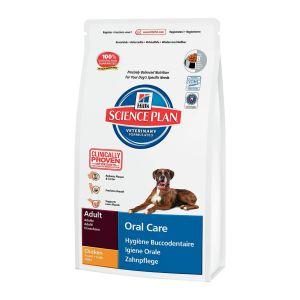 Корм для собак Hill's SP Canine Adult Oral Care с курицей - уход за полостью рта