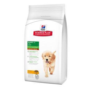 Корм для щенков крупных пород - Здоровое развитие Hill's SP Canine Puppy Healthy Development Large Breed с курицей