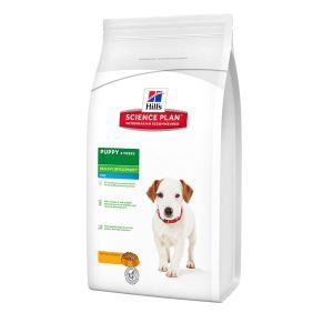 Корм для щенков мелких пород - Здоровое развитие Hill's SP Canine Puppy Healthy Development Mini с курицей