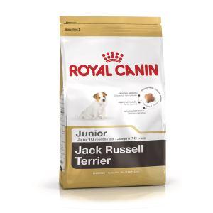Сухой корм для щенков породы Джек Рассел терьер Royal Canin JACK RUSSEL JUNIOR (до 10 месяцев)