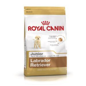 Сухой корм для щенков породы Лабрадор ретривер Royal Canin LABRADOR RETRIEVER JUNIOR (до 15 месяцев)