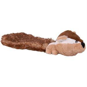 Игрушка для собак Бурундук с длинным хвостом Trixie плюш