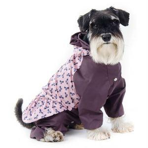 """Дождевик для собак """"девочек"""" Pet Fashion """"Келли"""" 2018"""