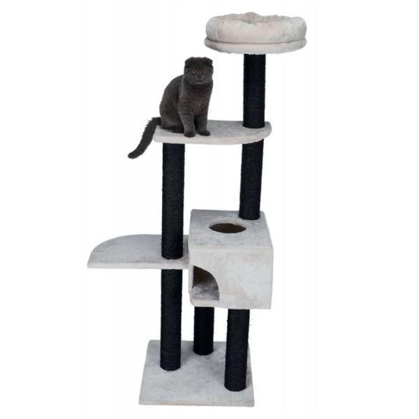 """Дряпка для кошек """"Nita"""" Trixie светло-серая 147 см."""