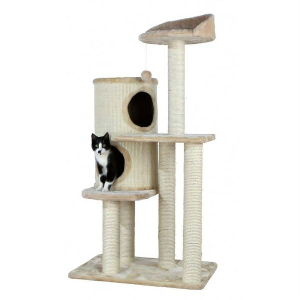 "Дряпка для кошек ""Palencia"" Trixie бежевая 137 см."
