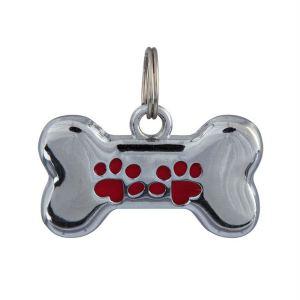 Брелок-адресовка для собак Косточка Trixie 3,5 x 2 см.