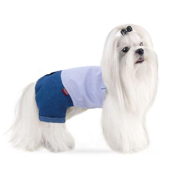 "Костюм для собак Pet Fashion ""ОСТИН"" звёзды, полоса 2018"