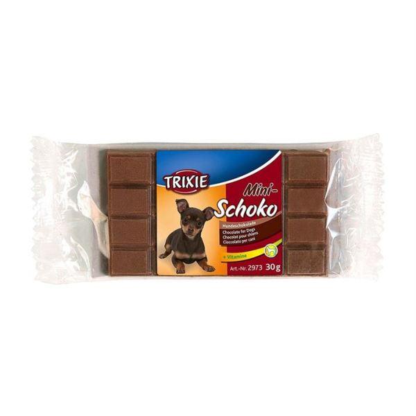 "Лакомство для собак ""Mini-Schoko"" Trixie 30 гр. (шоколад)"