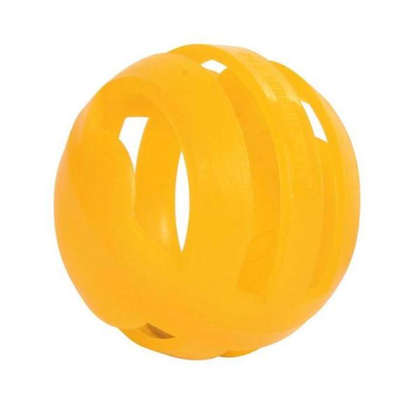 Игрушка для кошек - Набор мячиков с погремушкой Trixie пластик 4 см. (4 шт.)