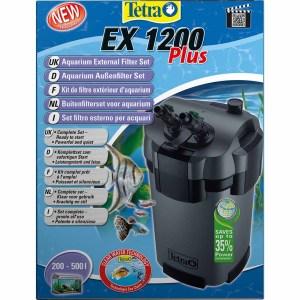 Внешний фильтр для аквариума Tetra EX 1200 Plus (на 200-500 л.)