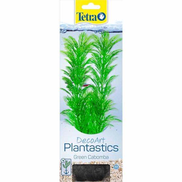 Декорация для аквариума - Пластиковое растение Tetra DecoArt Plantastics Green Cabomba S, M, L