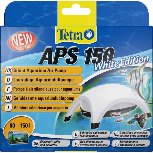 Компрессор для аквариума Tetra APS 150 White Edition (на 80-150 л.)