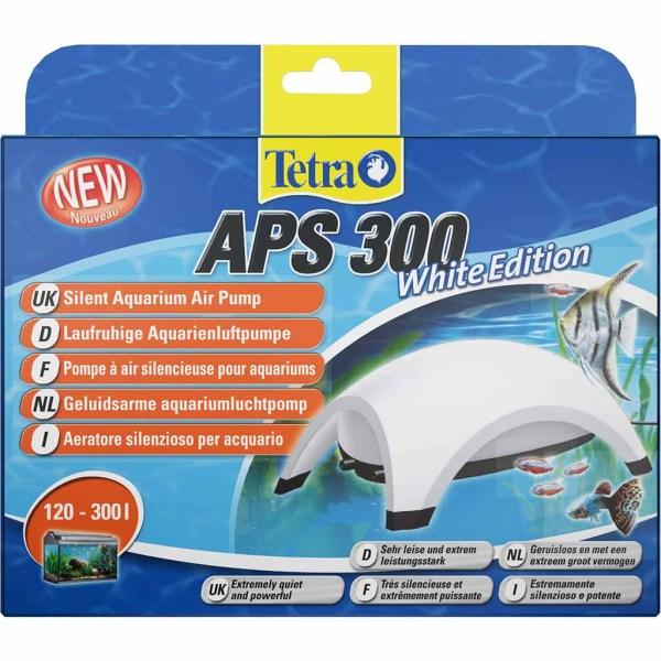 Компрессор для аквариума Tetra APS 300 White Edition (на 120-300 л.)