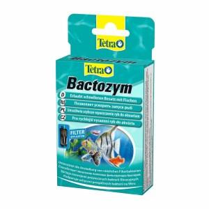 Средство для стимуляции биологической среды в аквариуме Tetra Bactozym 10 капсул
