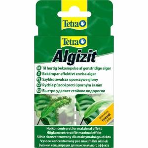 Средство против водорослей в аквариуме Tetra Algizit 10 табл. (на 200 л.)
