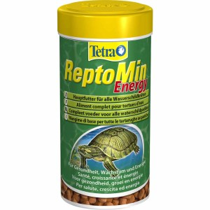 Сухой корм для водоплавающих черепах в гранулах Tetra Repto Min Energy 100 мл.; 250 мл.