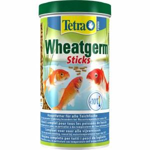 Сухой корм для прудовых рыб в гранулах Tetra Wheatgerm Sticks (для всех прудовых рыб) 1 л.; 10 л.