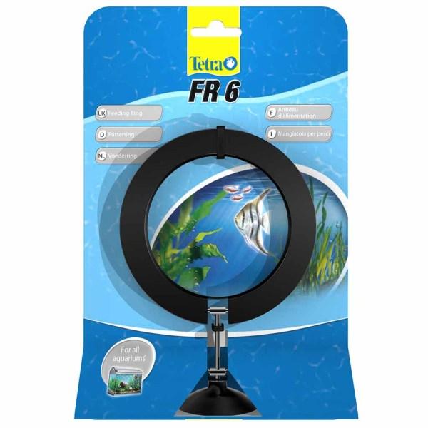 Кормушка-кольцо на присоске для рыб Tetra FR 6 круглая 6 см.