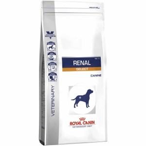 Лечебный сухой корм для собак при почечной недостаточности Royal Canin RENAL SELECT CANINE