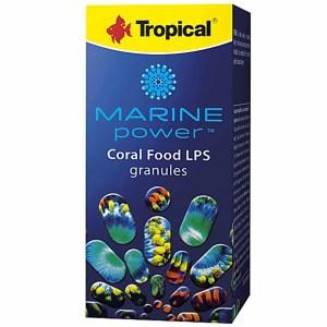Корм в гранулах Tropical Marine Power Coral Food Lps Granules (для кораллов и мелких рыб) 70 гр.