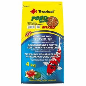 Сухой корм для прудовых рыб в палочках Tropical Pond Sticks Mixed (для всех прудовых рыб)