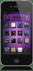 Purple on SB