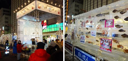札幌雪祭り2015豊平館