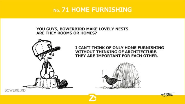 No. 71 HOME FURNISHING