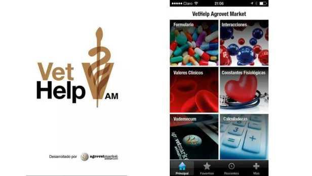 aplicaciones moviles para veterinarios