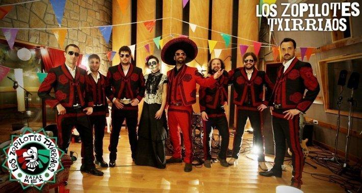 LosZopilotesTxirriaos - Banda