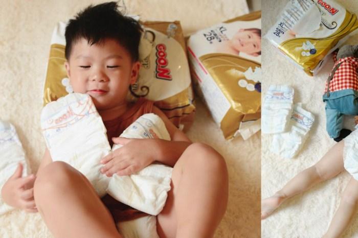 嬰幼兒尿布推薦 日本大王尿布 光羽奢華系列 Super Premium 選對產品 把時間留給陪伴