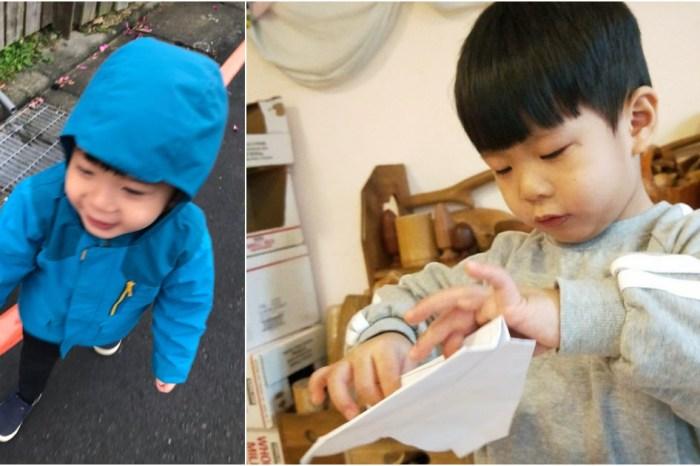 【阿福的幼兒園生活】第二天去幼兒園・關於抗拒的理由。