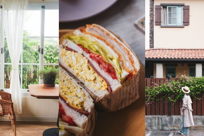 竹北高鐵早午餐:uk kitchen 鄉村風小秘境,只想私藏的美味早午餐!