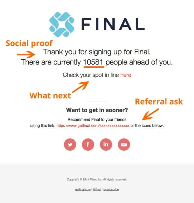next steps referral