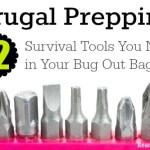 Frugal Prepping