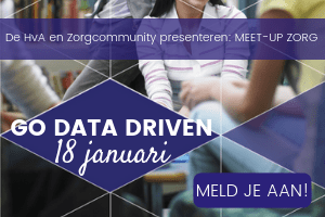 AI specialist Ivo Everts, inspiratiepitches en rondetafelsessies bij de meet-up Go Data Driven