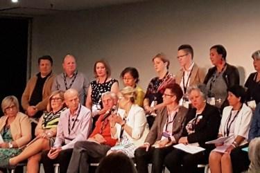 Alzheimer congres Josine Engelen