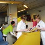 balie elisabeth ziekenhuis